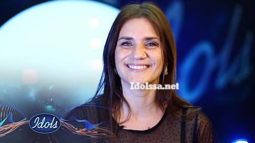 Berry, Idols SA 2021 'Season 17' Top 16 Contestant