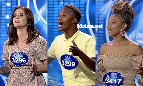 Idols SA 2021 'Season 17' Episode 1