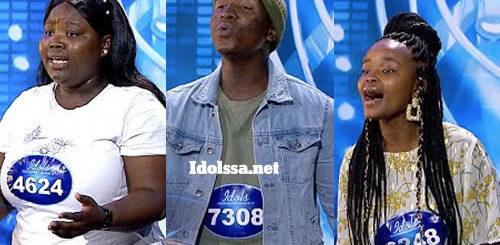 Idols SA 2021 'Season 17' Episode 2