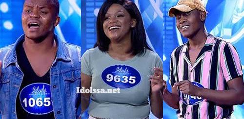 Idols SA 2021 'Season 17' Episode 3