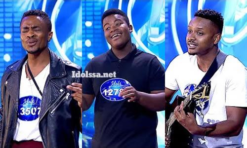 Idols SA 2021 'Season 17' Episode 4