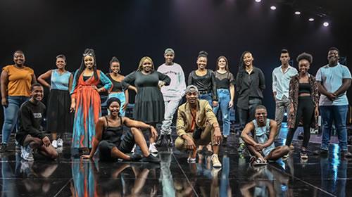 Idols SA 2021 (Season 17) Top 16 Contestants