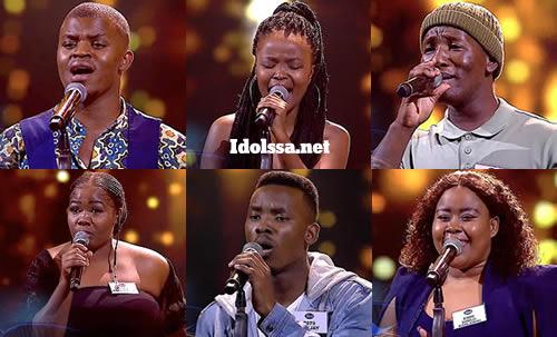 Idols SA 2021 'Season 17' Top 30 Contestants