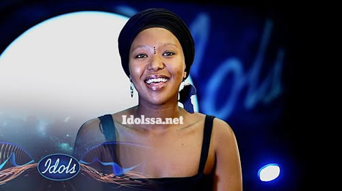 Ithana, Idols SA 2021 'Season 17' Top 16 Contestant