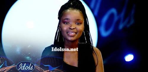 S'22kile, Idols SA 2021 'Season 17' Top 16 Contestant