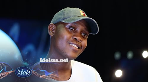 Idols SA 2021 'Season 17' Top 16 Contestant