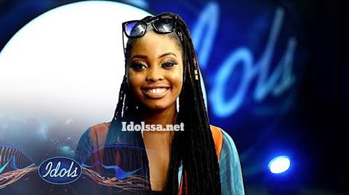 Sinovuyo Nomava Mbhele, Idols SA 2021 'Season 17' Top 16 Contestant