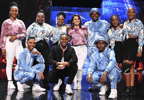 Idols SA 2021 (Season 17) Top 10 Contestants