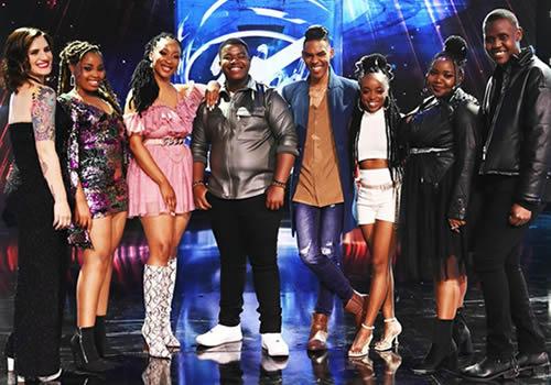 Idols SA 2021 Season 17 Top 16 Group A Contestants