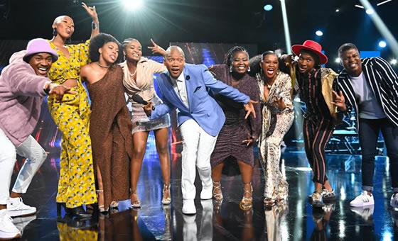 Idols SA 2021 Season 17 Top 16 Group B Contestants