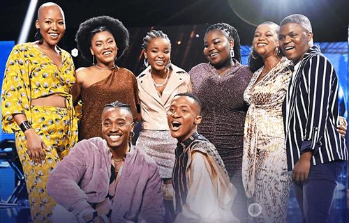 Idols SA 2021 'Season 17' Top 16 Group B Contestants