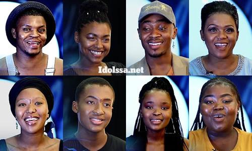 Idols SA 2021 'Season 17' Top 16 Group B Voting Numbers