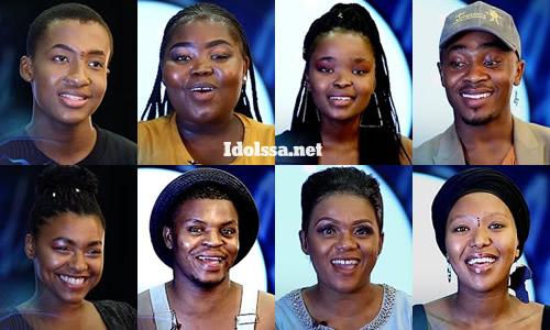 Idols SA 2021 'Season 17' Top 16 Group B song choice