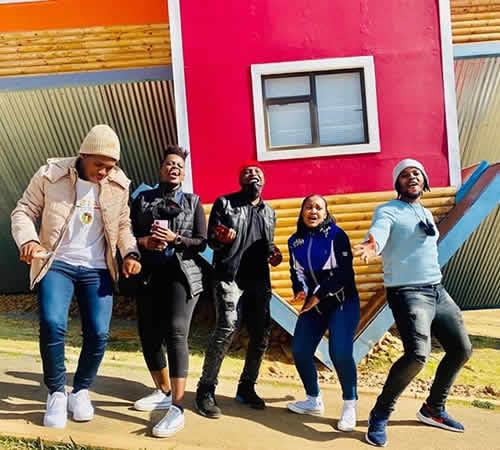 Zama Khumalo, Mr Music, Ndoni, Brandon Dhludhlu and ZanoThando - Kalawa Jazmee bootcamp