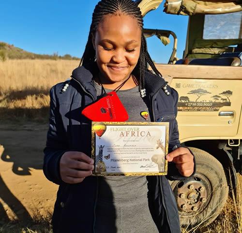 Zama Khumalo - Kalawa Jazmee bootcamp